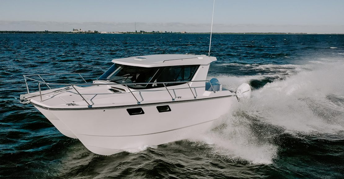 ArrowCat 320 Power Catamaran