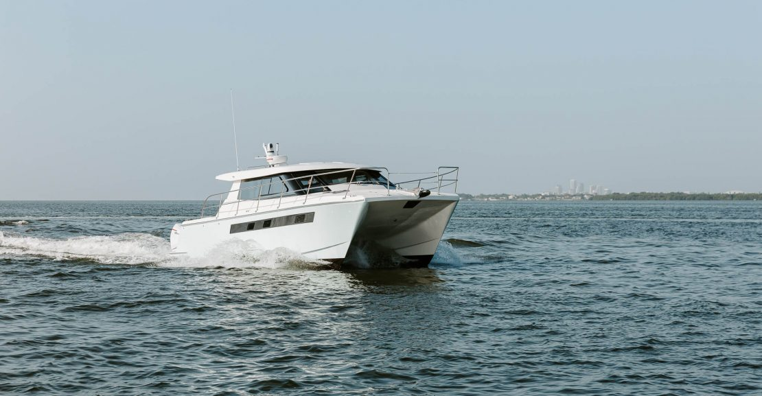 ArrowCat 420 Power Catamaran
