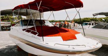 Splendor 239 Boat