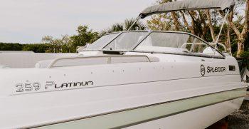 Splendor 259 Boat