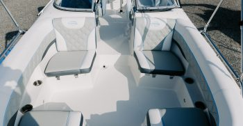 deck boat seating