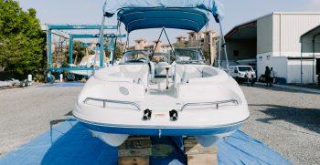 splendor deck boats