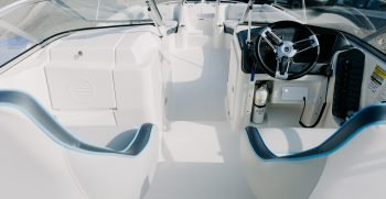 splendor deck boat