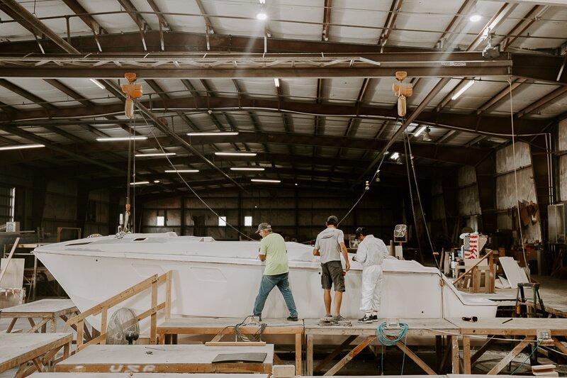 ArrowCat Powercat At The Factory