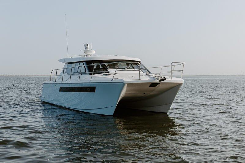 ArrowCat Power Catamaran