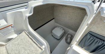 Splendor 259 Sunstar boat head